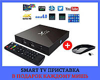 Приставка ТВ Android TV BOX X96 2GB/16GB