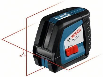 Лазерный Нивелир Bosch Нiвелiр GLL 3-15X, фото 2
