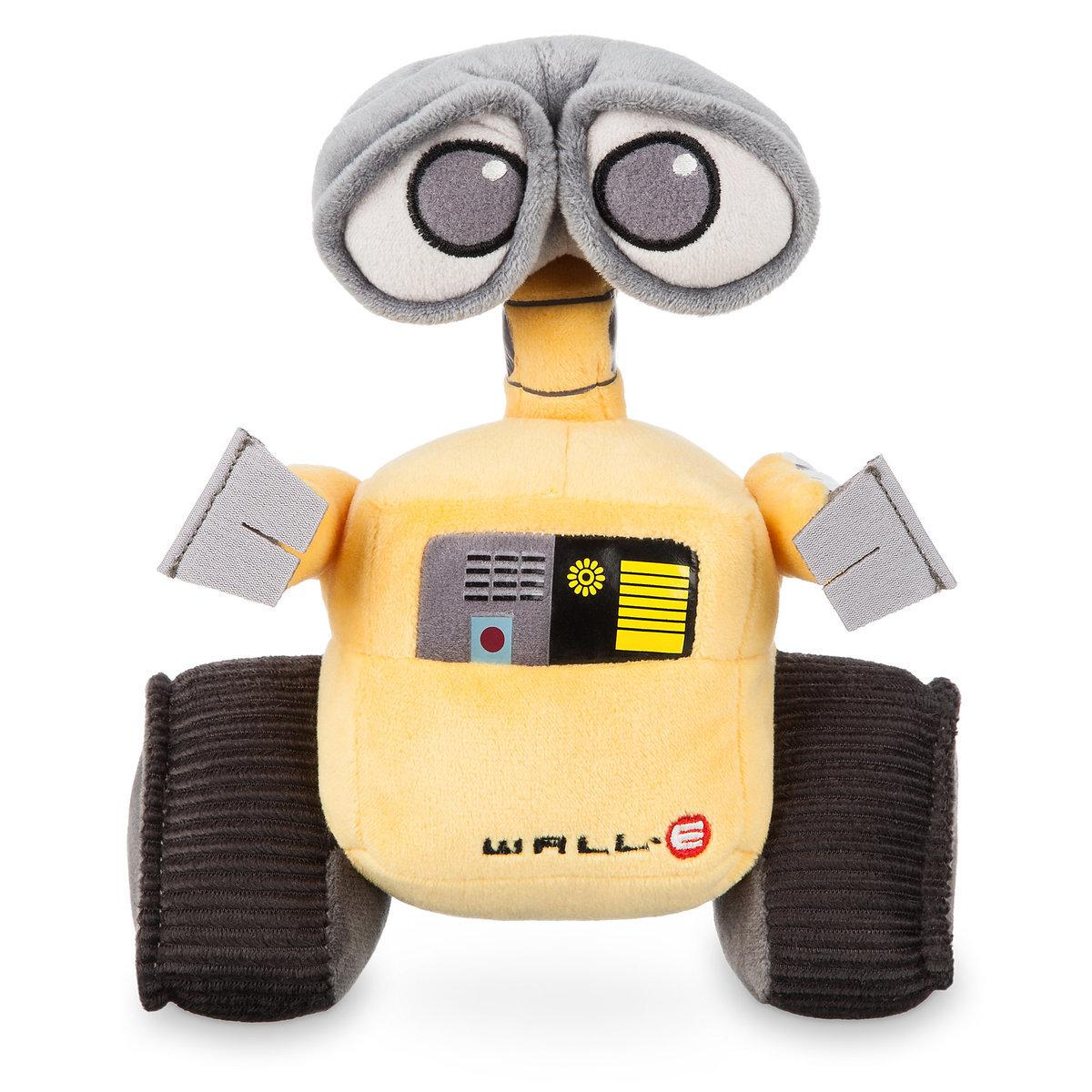Воллі Wall-E плюшева іграшка