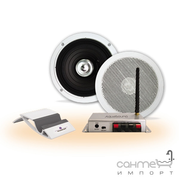 Аксессуары для ванной комнаты Aquasound Музыкальная Bluetooth-система Aquasound BMC50Easy