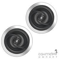 Аксессуары для ванной комнаты Aquasound Акустическая система Aquasound Aton A62C (два динамика)