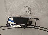 Ручка двери внутренняя Лачетти седан левая ХРОМ (GM)