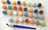 Картины по номерам Воздушные шары 2, 40х50 (КНО2221), фото 9