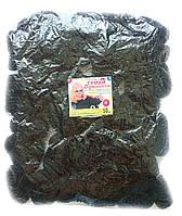 Резинки для волос (50шт) черные, D37mm, детские резинки для волос