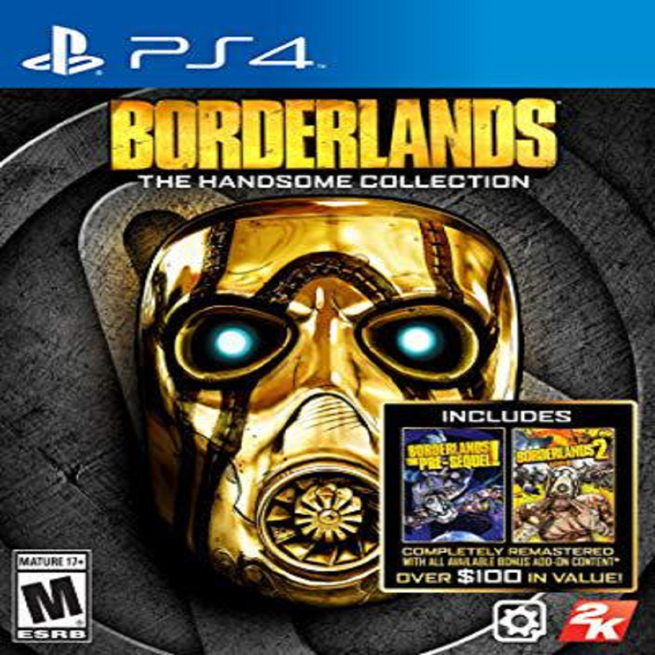 Borderlands: The Handsome Collection ENG PS4