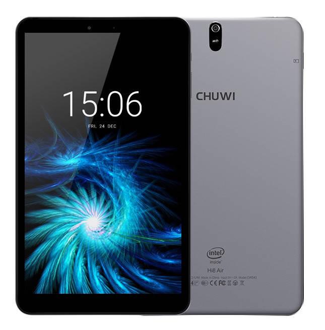 Планшет Chuwi Hi8 Air Atom Z8350 HDMI Windows 10 + Android