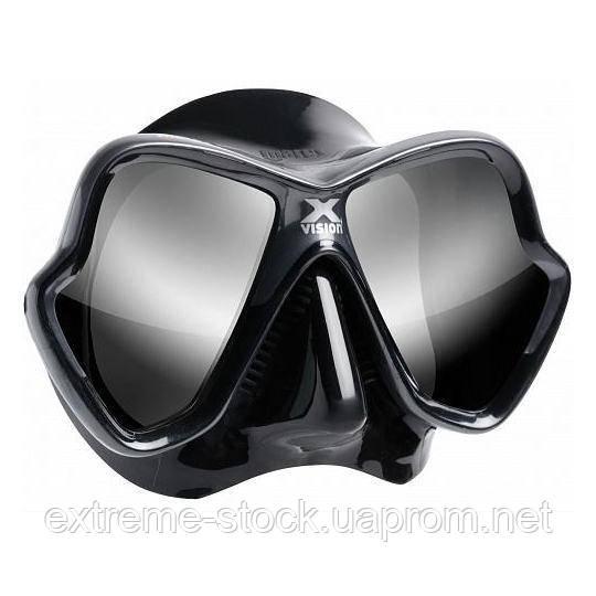 Маска Mares X-Vision Ultra LS, + с зеркальными стёклами