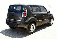 Кромка крышки багажника нижняя KIA Soul 2008 -