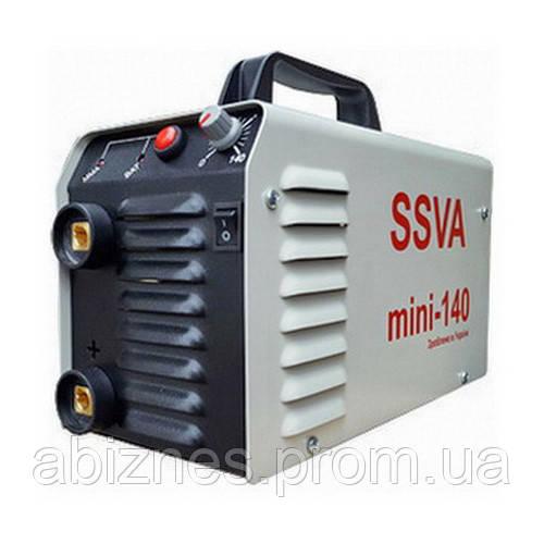 Сварочный инвертор SSVA-mini-140 (снят с производства)