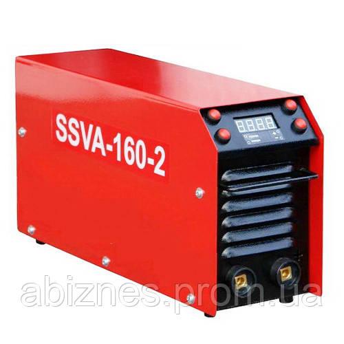 Аппарат сварочный инверторный SSVA-160-2