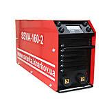 Аппарат сварочный инверторный SSVA-160-2, фото 5