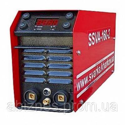 Инвертор сварочный SSVA-160-2 ТIG (с осциллятором)