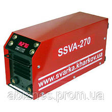 Сварочный аппарат инверторный SSVA-270 (220В)