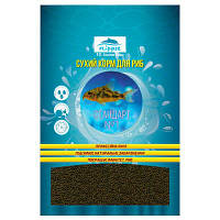 Корм для риб Стандарт 1 гранули 40гр*100мл (1-2мм)