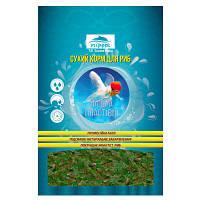 Корм для травоядных рыб Флора хлопья 2кг*10л