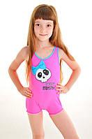 Розовый купальник для малыша Della Mini Monster 98 Розовый Della Mini Monster