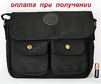8f7beb8ecca5 Мужская стильная тканевая холст сумка барсетка рюкзак через плечо One Way