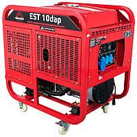 Дизельный генератор Vitals Master EST 10dap, фото 1