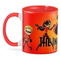 Кружка GeekLandСуперсемейка Incrediblesкрасная 02.01