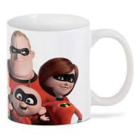 Кружка GeekLandСуперсемейка IncrediblesНевероятные 02.02