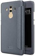 Чехол-книжка Nillkin Huawei Mate 10 Pro Spark series Black