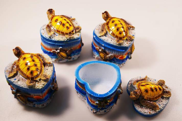 Шкатулки с черепашкой, фото 2