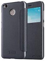 Чехол-книжка Nillkin Xiaomi Redmi 4X Spark series Black