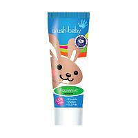 Детская зубная паста от 0 до 3 лет Brush-baby