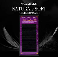 Ресницы Nagaraku С 0.07 - 13mm