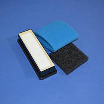 Комплект фильтров для пылесоса Zelmer ZVCA752S (A9190080.00) 794784 Original, фото 2