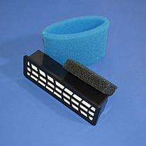 Комплект фильтров для пылесоса Zelmer ZVCA752S (A9190080.00) 794784 Original, фото 3
