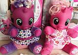 Детская игрушка милая Пони My Little Pony Май Литтл Пони 2 вида свет, звук, фото 2