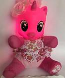 Детская игрушка милая Пони My Little Pony Май Литтл Пони 2 вида свет, звук, фото 8