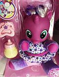 Детская игрушка милая Пони My Little Pony Май Литтл Пони 2 вида свет, звук, фото 6