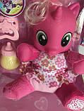 Детская игрушка милая Пони My Little Pony Май Литтл Пони 2 вида свет, звук, фото 7