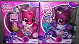 Детская игрушка милая Пони My Little Pony Май Литтл Пони 2 вида свет, звук, фото 9