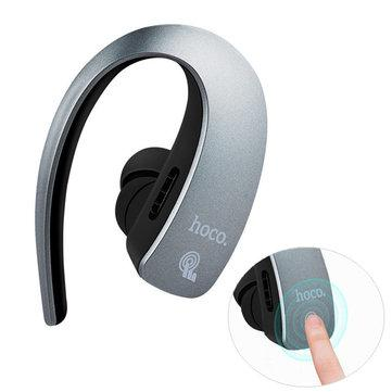 Bluetooth гарнитура Hoco E10 Touchable \ Grey