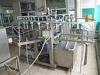 Розливочная машина РОЗМА-020 для ПЕТ