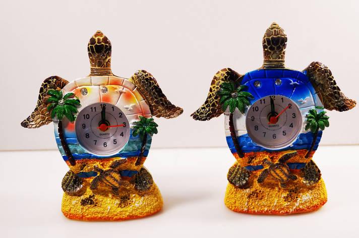 Часы с черепашкой, фото 2