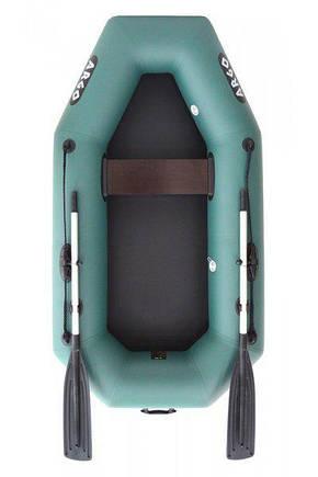 Одномісний надувний човен Арго (А-220), фото 2