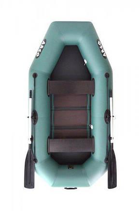 Двомісна човен гребний надувна (А-240С), фото 2