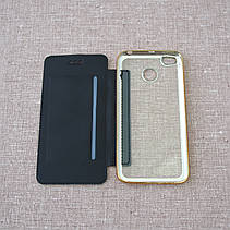 Чехол Book Cover Xiaomi Redmi 4x black, фото 2