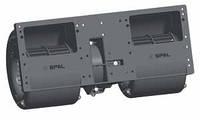 Вентилятор мотор отопителя SPAL 011-В40-22 24V для БЕЛАЗ