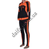 Женский спортивный костюм эластан R723-1 оптом в Одессе (7км).