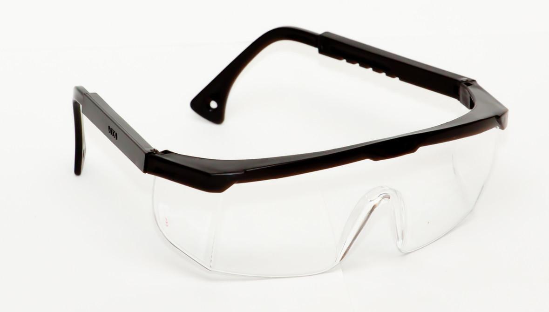Очки Комфорт-у (прозрачные) с регулируемой дужкой