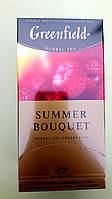 Чай Greenfield Summer Bouquet 25 пакетиков травяной, фото 1