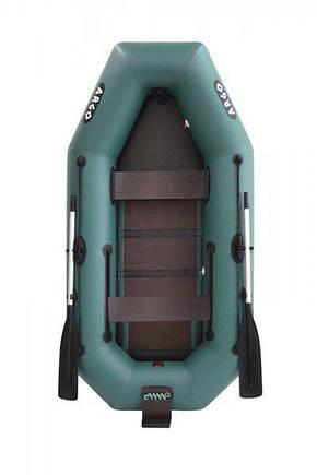 Надувний двомісна човен гребний (A-260T), фото 2