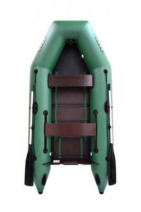 Надувний човен Арго 3-х місцева моторна (АМ-310), фото 2