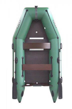 Надувная моторная лодка Арго 2-х местная (АМ-290К), фото 2