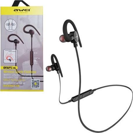 Наушники Awei B925BL Sports Bluetooth \ Black
